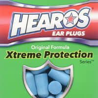 HEAROS Xtreme Foam Ear Plug