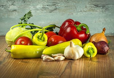 Fruits and vegetables can prevent vitamin deficiency