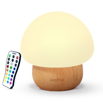 Mushroom Night Lights