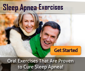 Sleep Apnea Exercises
